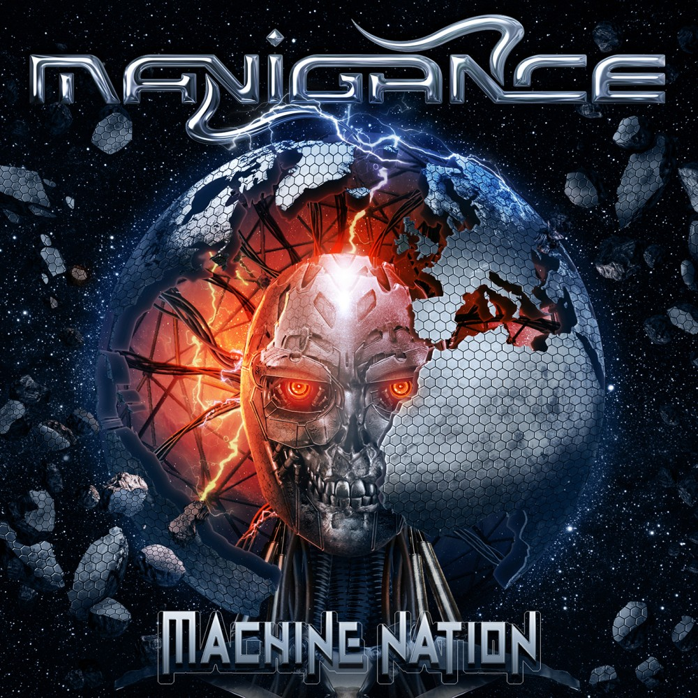 Album MAchine Nation par MANIGANCE