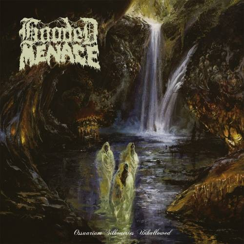 Album Ossuarium Silhouettes Unhallowed par HOODED MENACE
