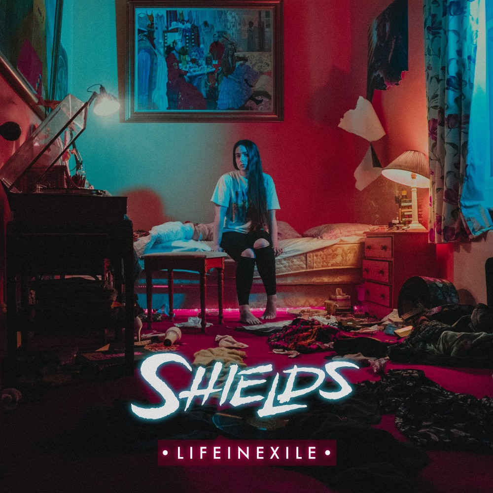 Album Life In Exile par SHIELDS