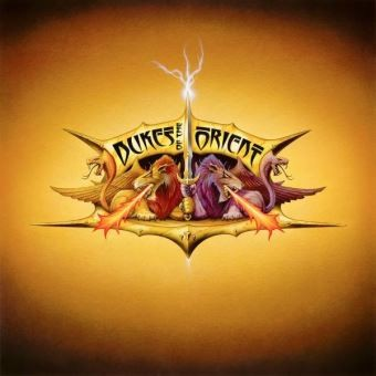 Album Dukes Of The Orient par DUKES OF THE ORIENT