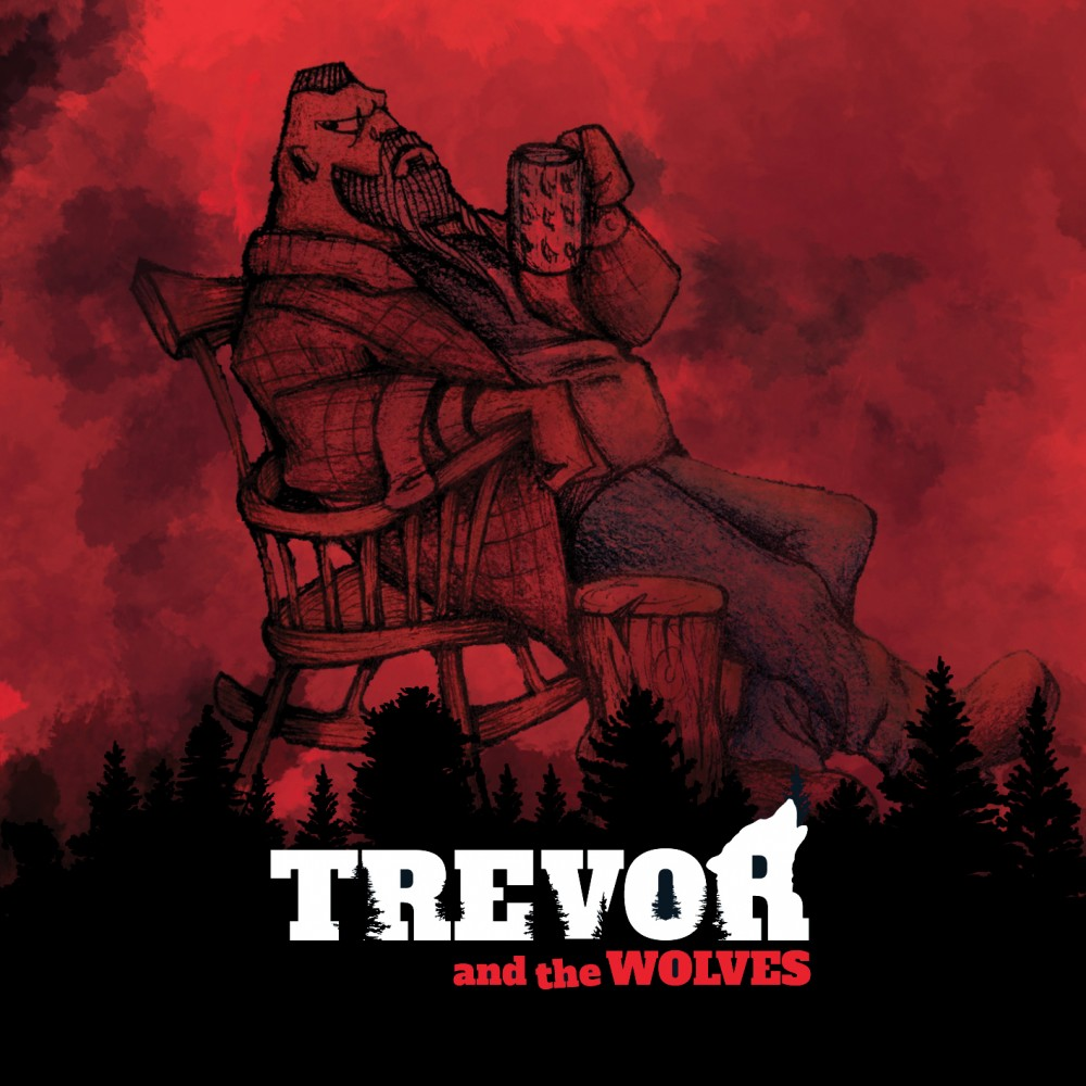 Album Road To Nowhere par TREVOR AND THE WOLVES