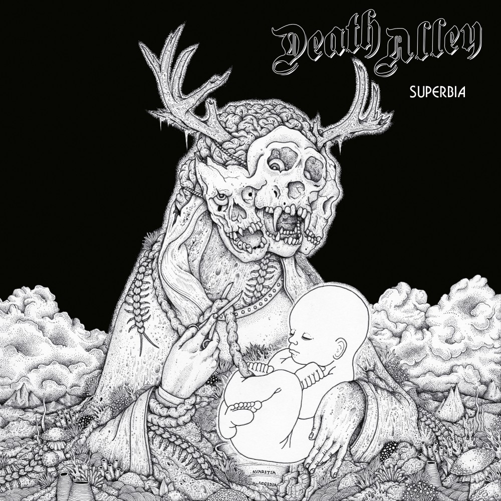 Album Superbia par DEATH ALLEY