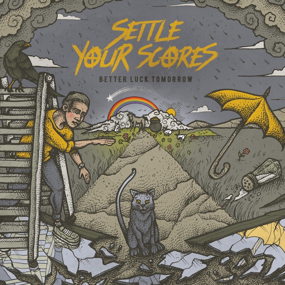 SETTLE YOUR SCORES, tout savoir sur le nouvel album ''Better Luck Tomorrow''