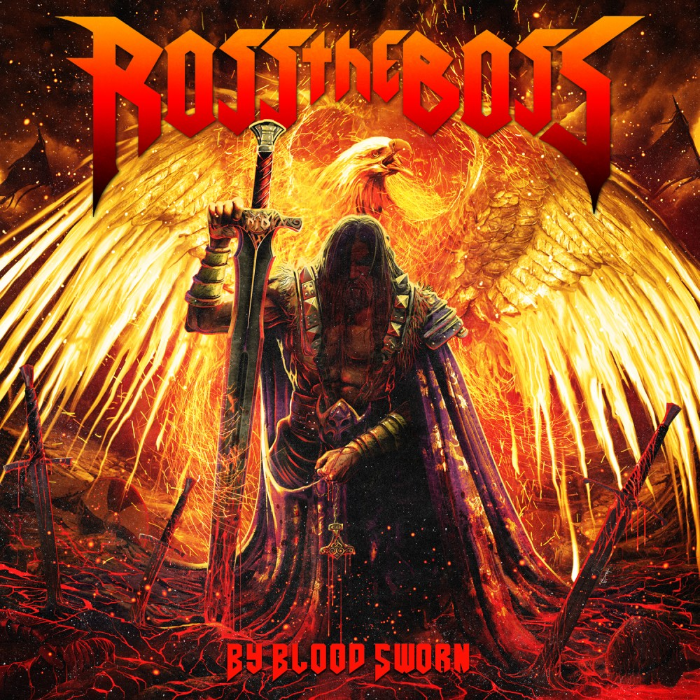 Album By Blood Sworn par ROSS THE BOSS
