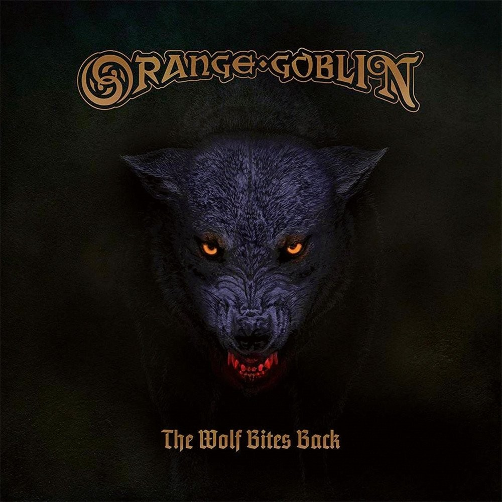 Album The Wolf Bites Back par ORANGE GOBLIN