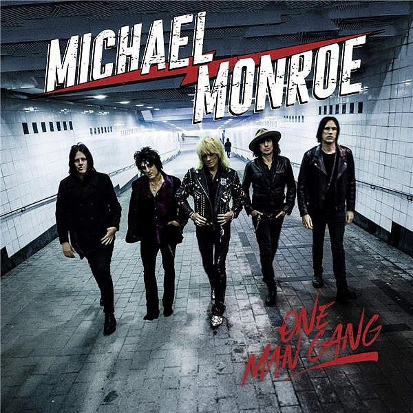 MICHAEL MONROE, interview pour la promo de ''One Man Gang''