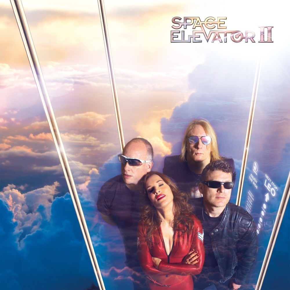 SPACE ELEVATOR, l'interview promo de ''II''