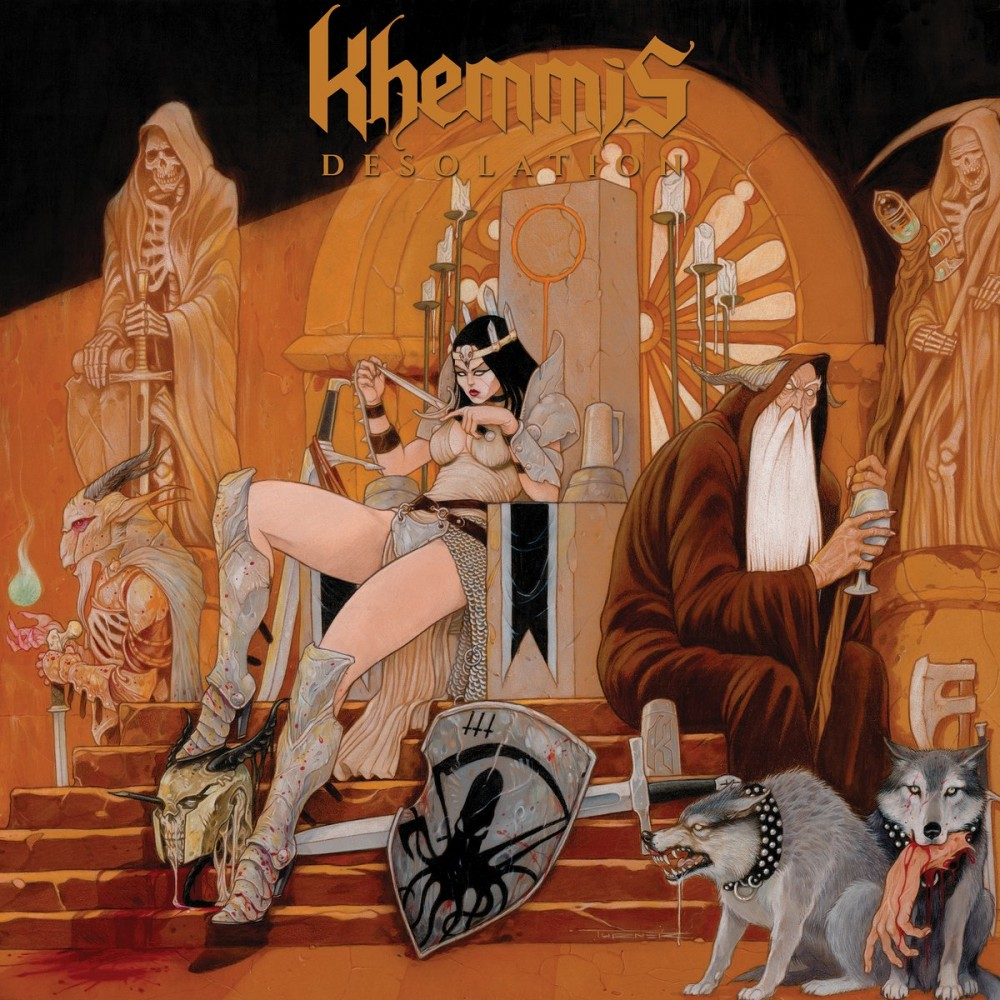 KHEMMIS, l'interview promo de ''Desolation''