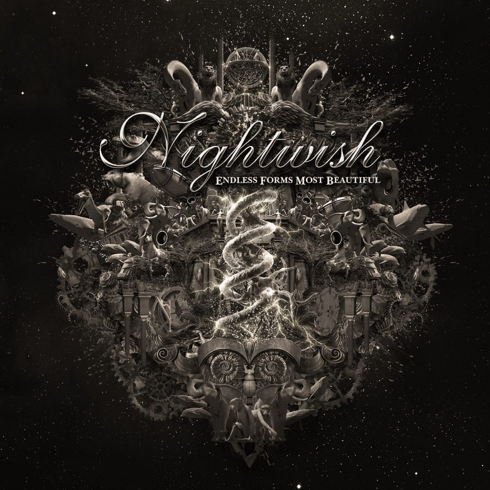 Album Endless Forms Most Beautiful par NIGHTWISH