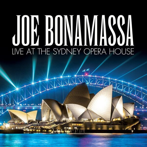 Album Live at The Sydney Opera House par JOE BONAMASSA