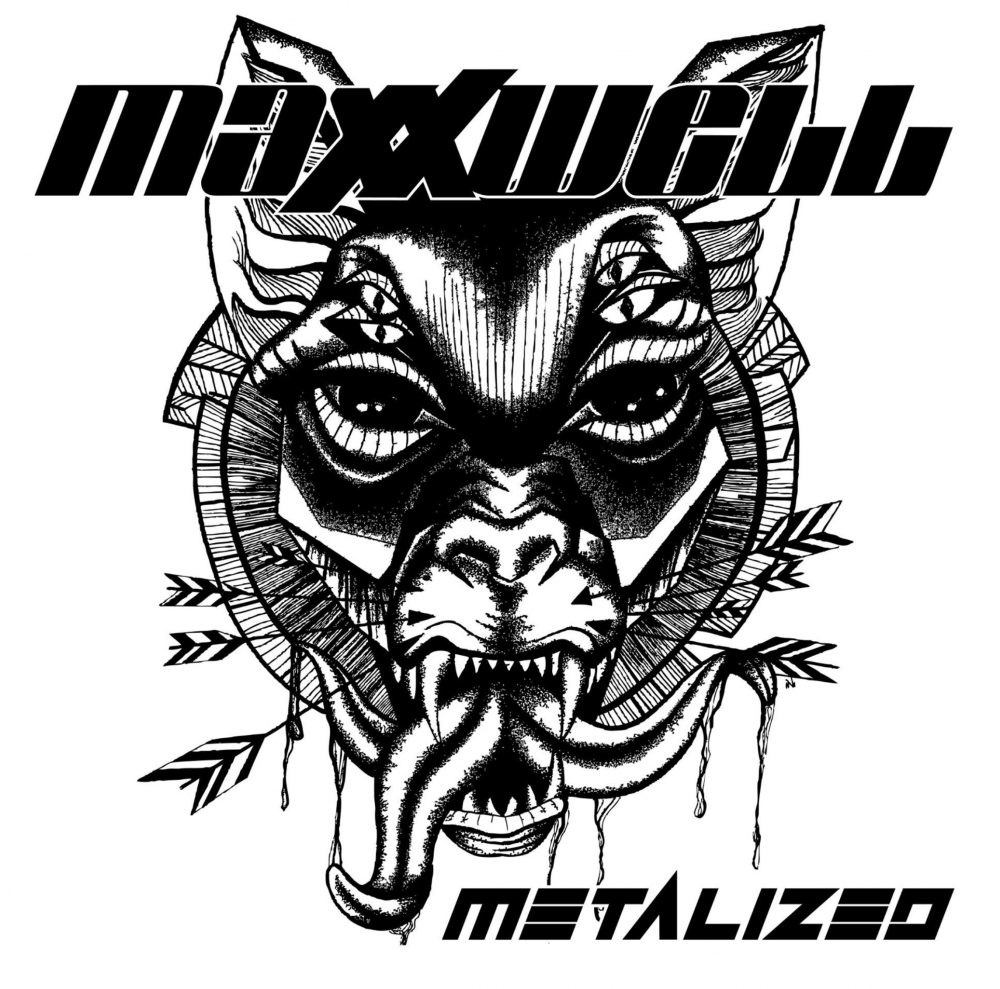 Album Metalized par MAXXWELL