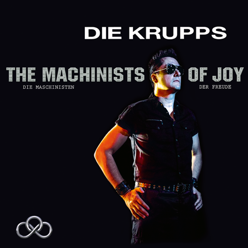 Album The Machinist of Joy par DIE KRUPS