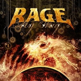 Album My Way par RAGE