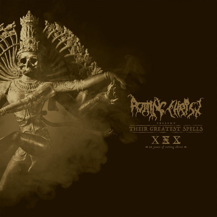 Album Their Greatest Spells: 30 Years of Rotting Christ par ROTTING CHRIST