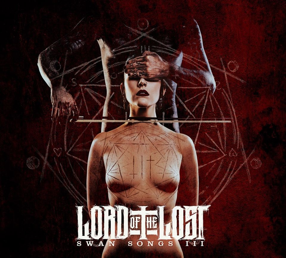 "Interview avec Klaas Helmecke de LORD OF THE LOST pour la sortie de ""Swan Songs III"" !"