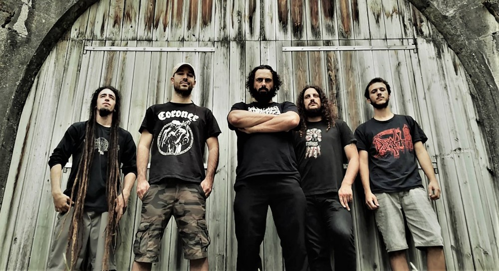 Prophetic Scourge, Interview promo pour l'album 'Calvary'