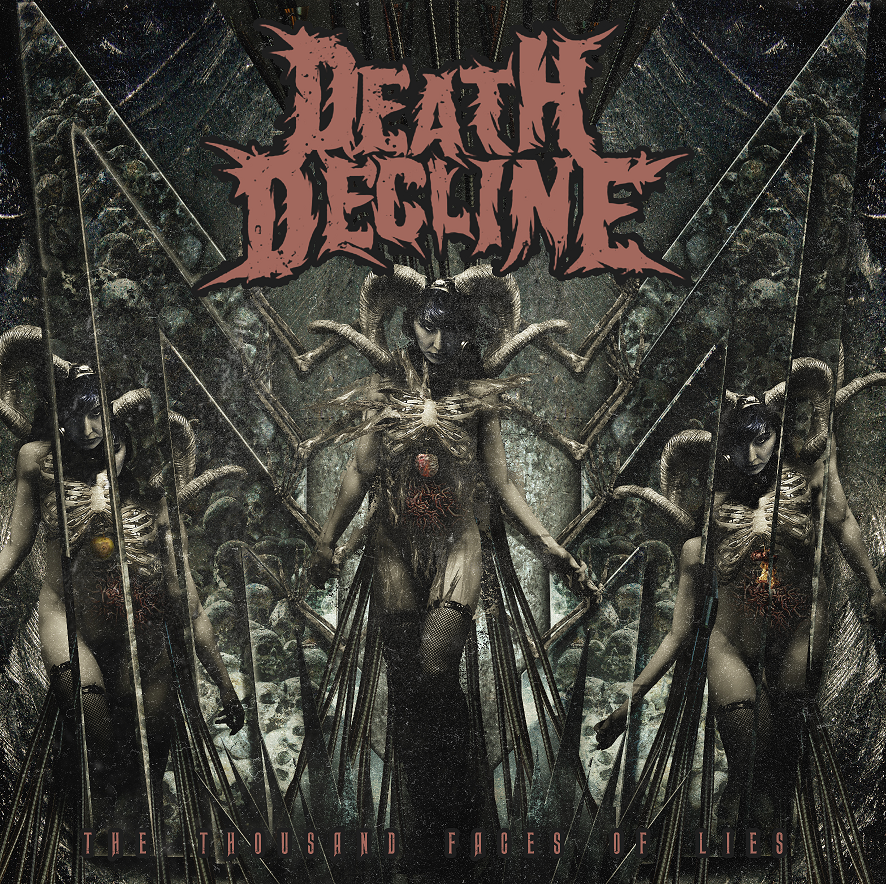 DEATH DECLINE, interview de Fab puis Alexis pour la promo de ''The Thousand Faces of Lies ''