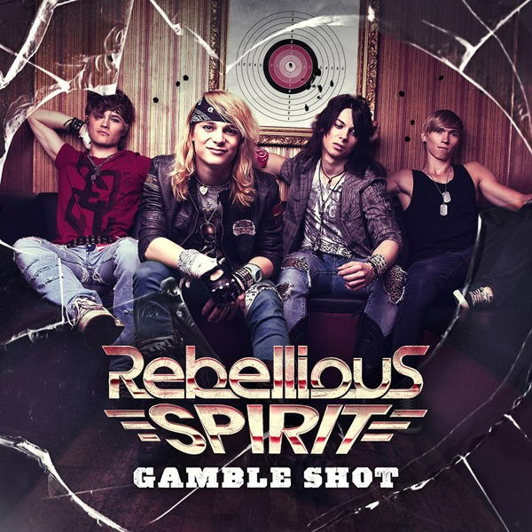 Album Gamble shot par REBELLIOUS SPIRIT