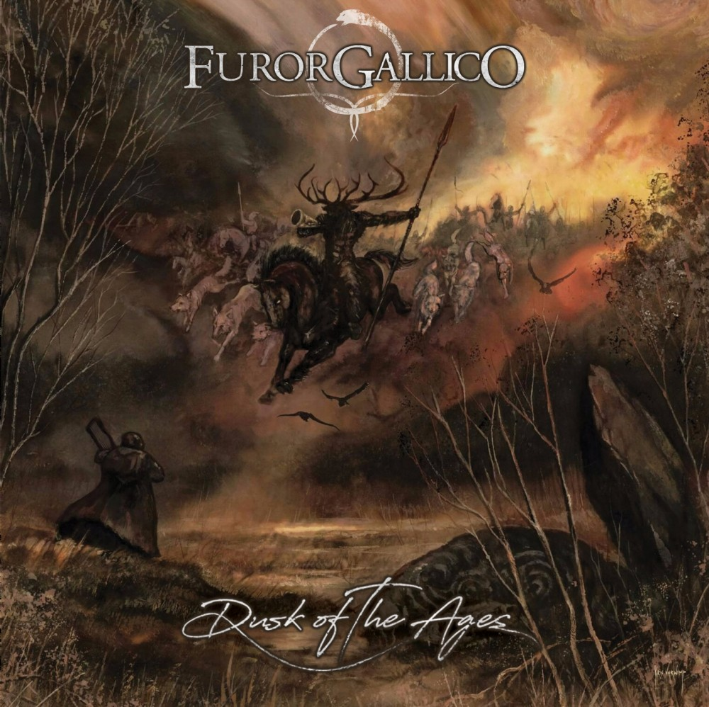 Album Dusk Of The Ages par FUROR GALLICO