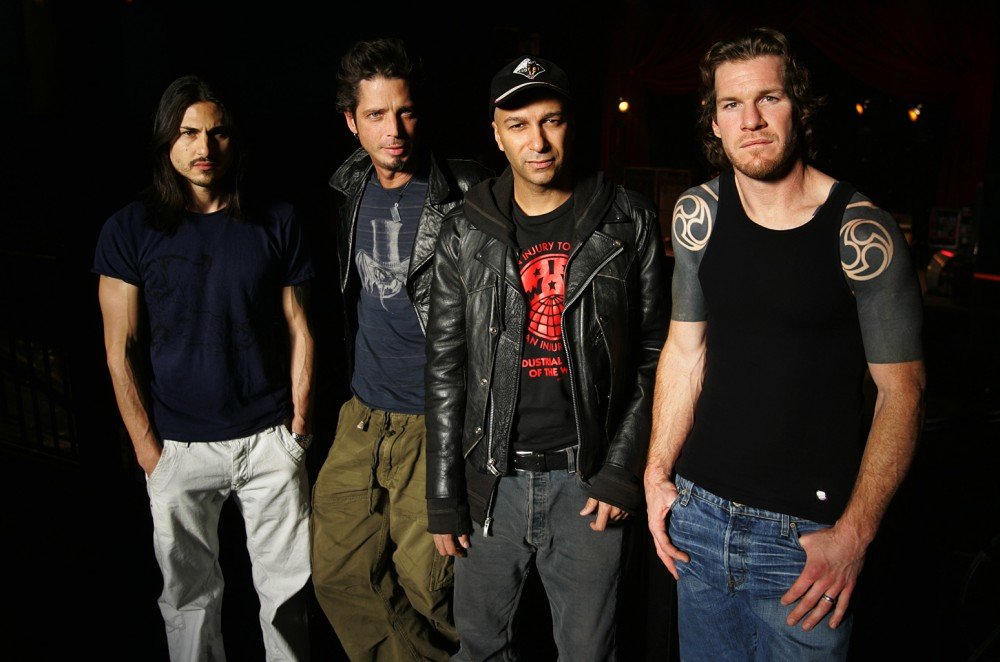 Album  par AUDIOSLAVE