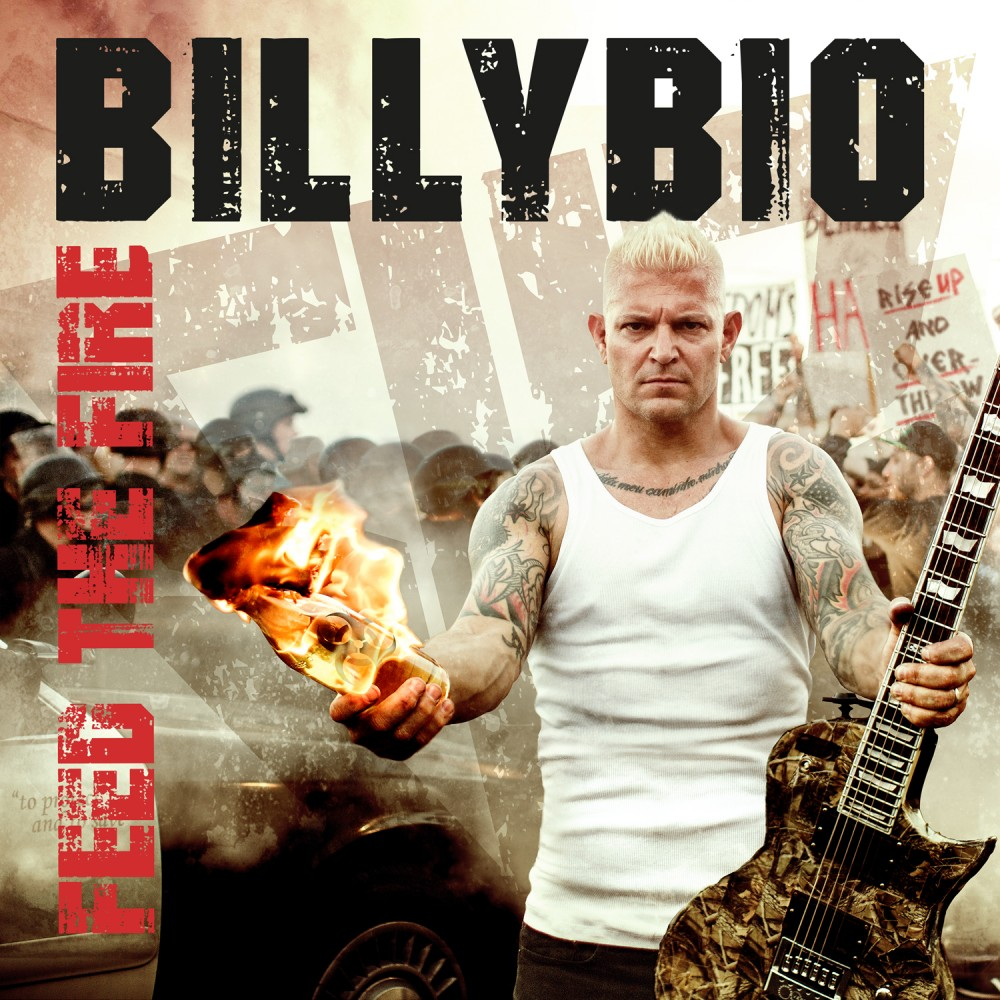 Album Feed the fire par BILLYBIO