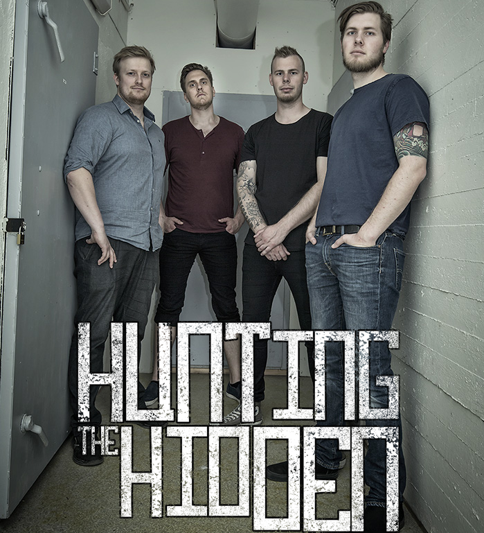 Album  par HUNTING THE HIDDEN