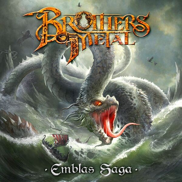 Album Emblas Sagas par BROTHERS OF METAL