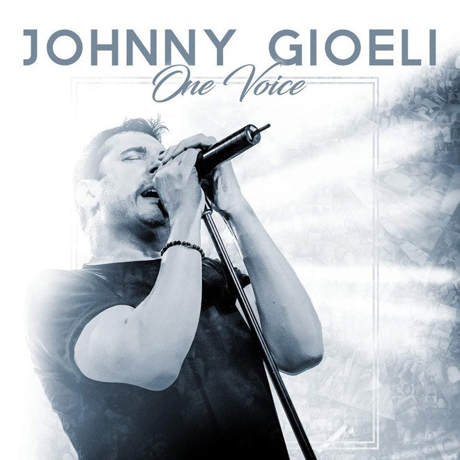 Album One Voice par JOHNNY GIOELI