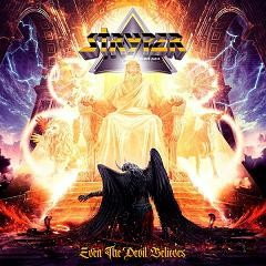 Album Even The Devil Believes par STRYPER