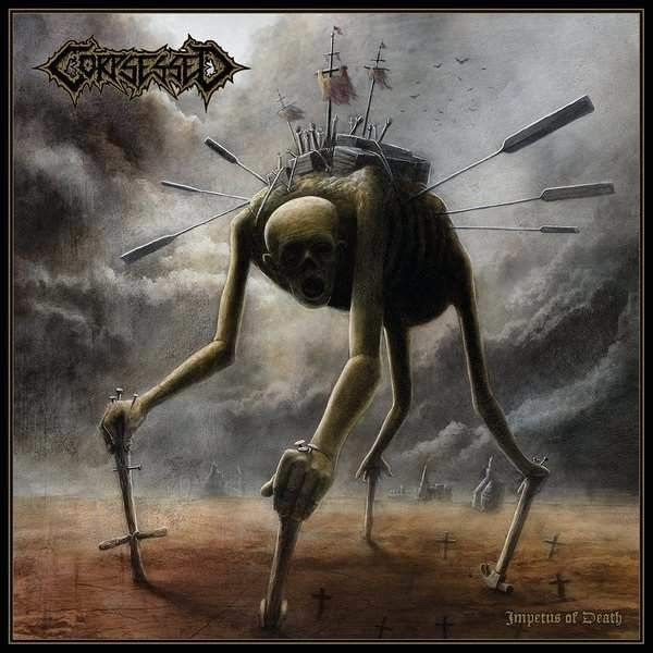 Album Impetus of Death par CORPSESSED