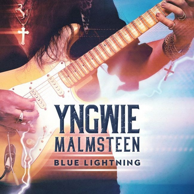 YNGWIE MALMSTEEN, Interview promo de ''Blue Lightning''