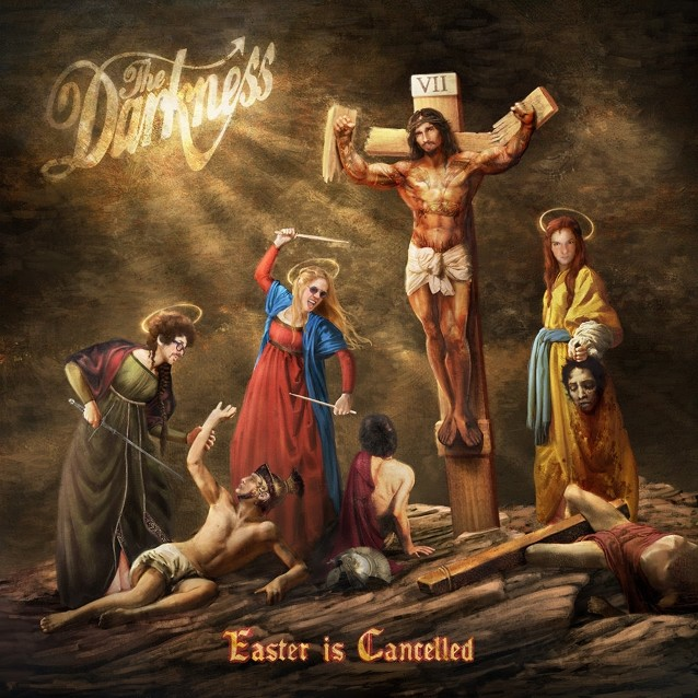 Album Easter Is Cancelled par THE DARKNESS
