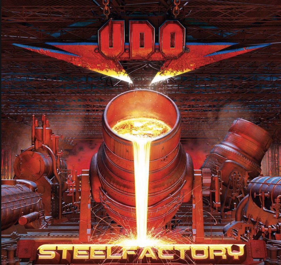 Album Steel Factory par U.D.O.