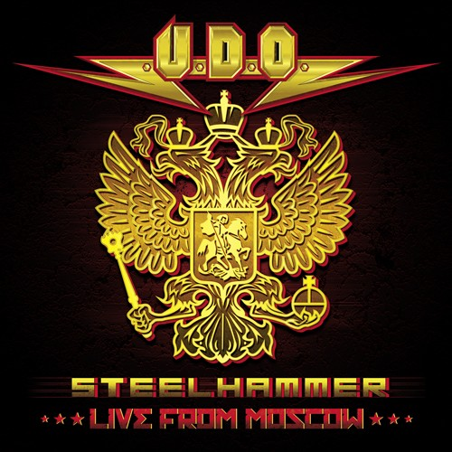 Album Steelhammer - Live from Moscow par U.D.O.
