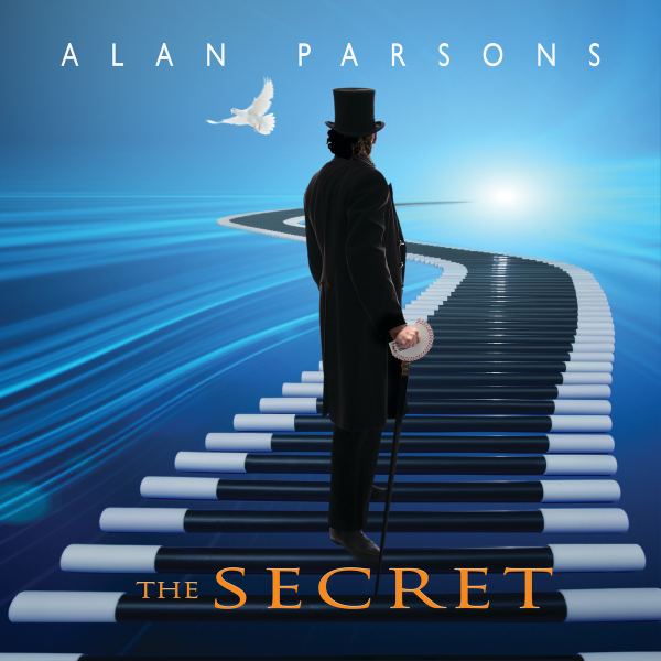 ALAN PARSONS, interview promo de ''The Secret''