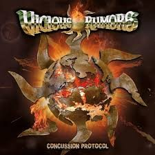 Album Concussion Protocol par VICIOUS RUMORS
