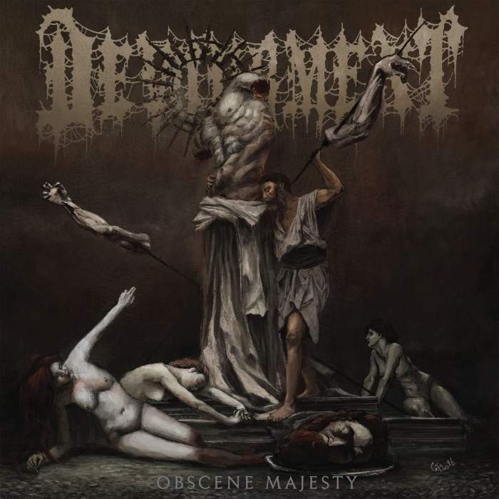 Album Obscene Majesty par DEVOURMENT
