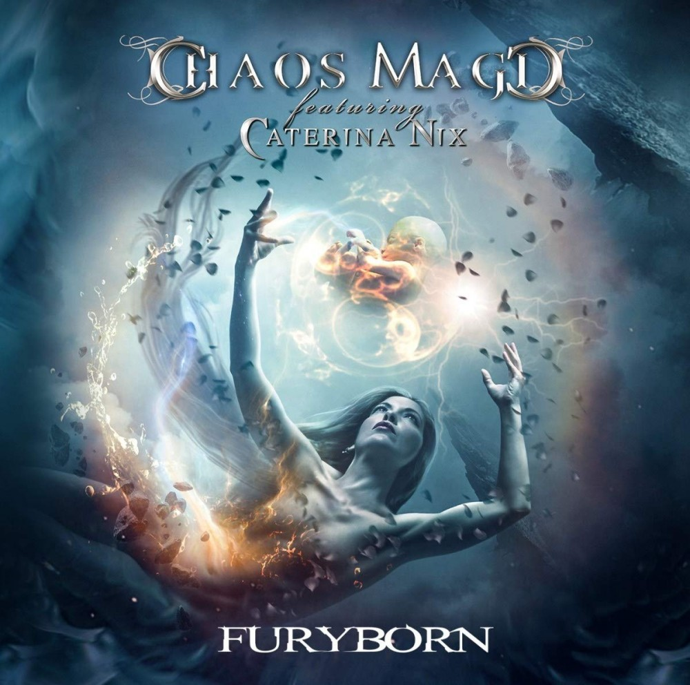 Album Furyborn par CHAOS MAGIC