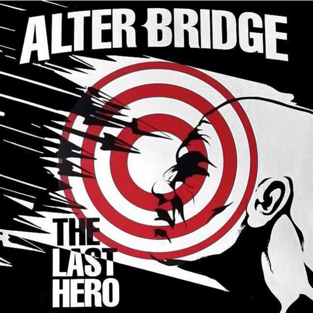 Album The Last Hero par ALTER BRIDGE