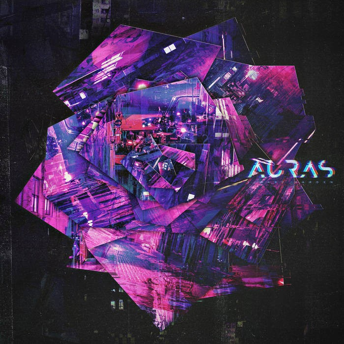 Album Binary Garden par AURAS