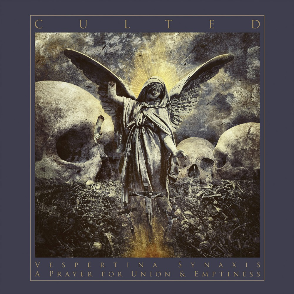 Album Vespertina Synaxis - A Prayer for Union and Emptiness (EP) par CULTED