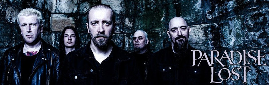 PARADISE LOST, l'interview promo de ''Medusa''