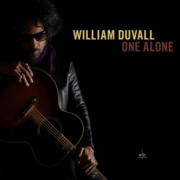Album One Alone par WILLIAM DUVALL