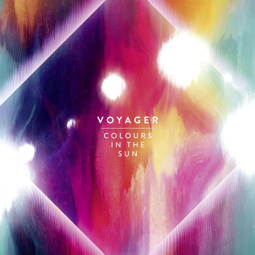 Album Colours In The Sun par VOYAGER