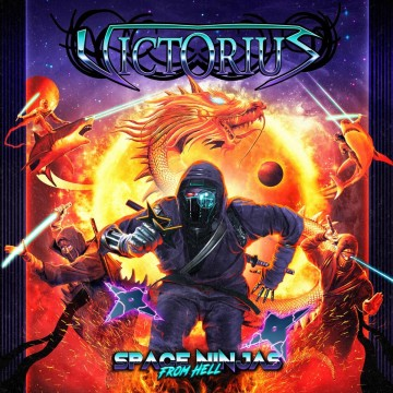 Space Ninjas From Hell par Victorius