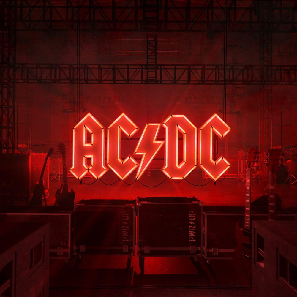 Album Power Up par AC/DC