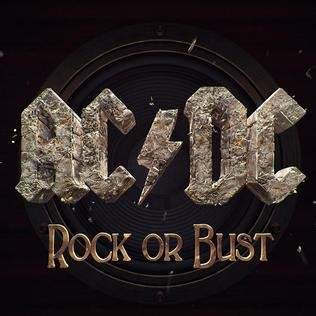 Album Rock or bust par AC/DC