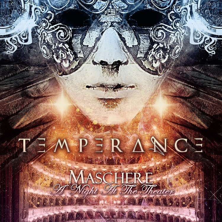Album Maschere – A Night at the Theater  par TEMPERANCE