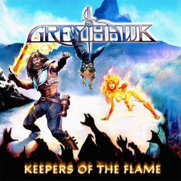 Keepers Of The Flame par Greyhawk