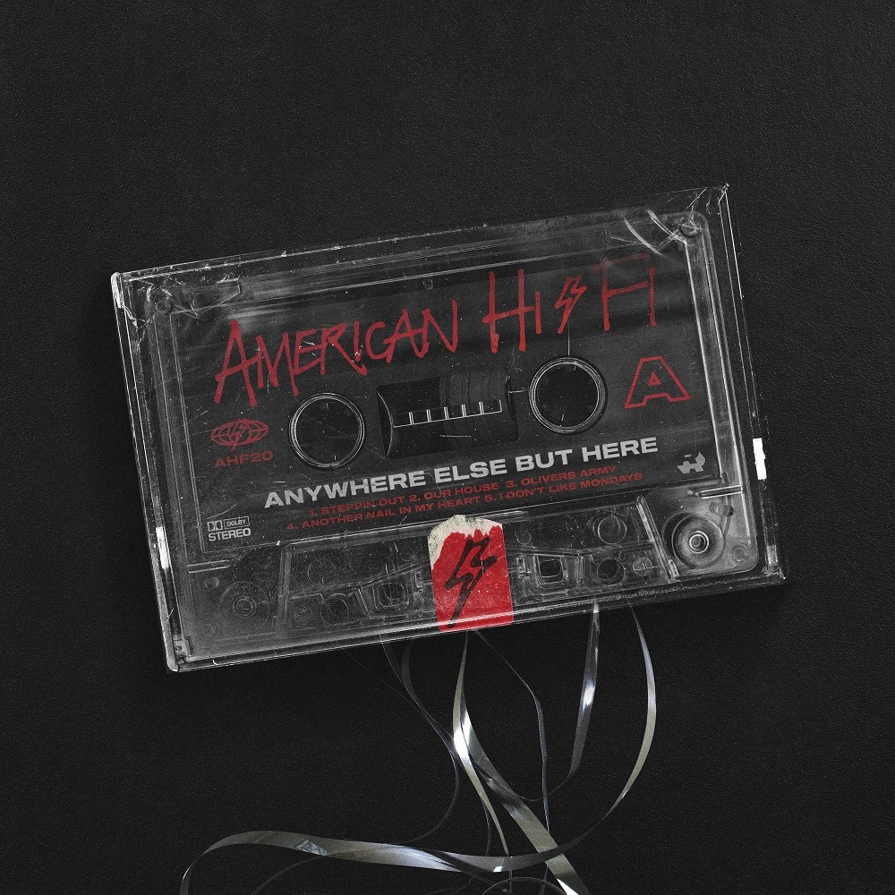 Album Anywhere Else But Here par AMERICAN HI-FI